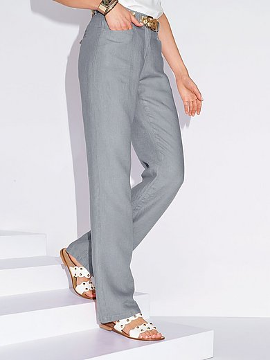 "Brax Feel Good - ""Feminine Fit"" trousers, design Farina"