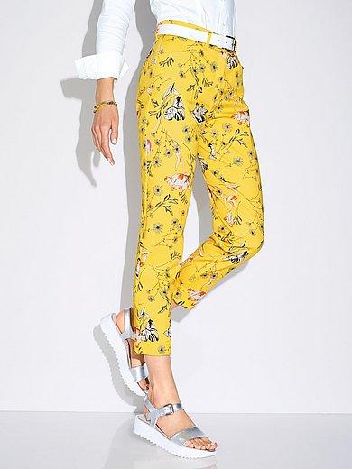 Brax Feel Good - Le pantalon 7/8 Slim Fit modèle Mara
