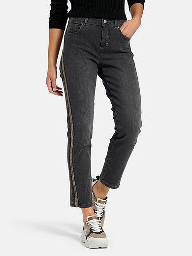 Peter Hahn - Enkellange jeans model Sylvia met wijdere taille