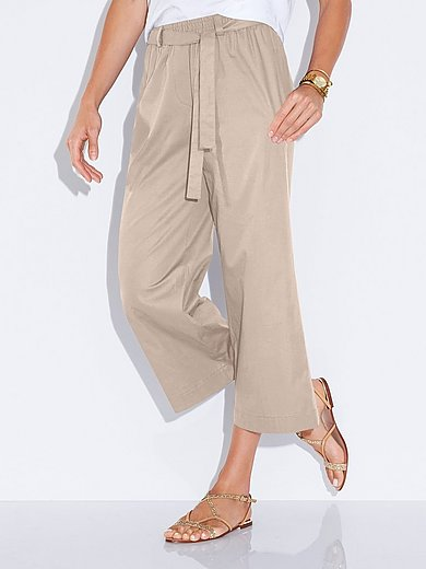 MYBC - Le pantalon 7/8 coupe Cornelia