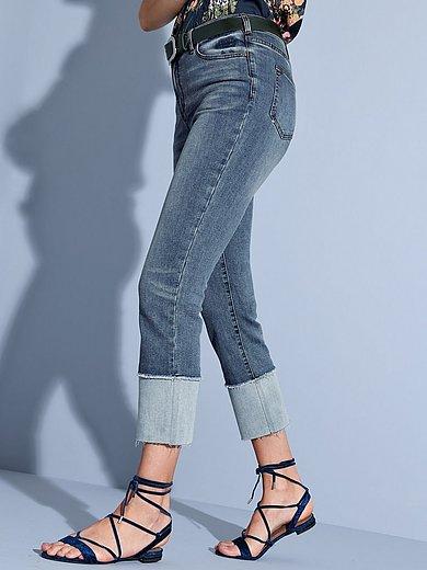 Steffen Schraut - 7/8-Jeans mit angesetzten Saum
