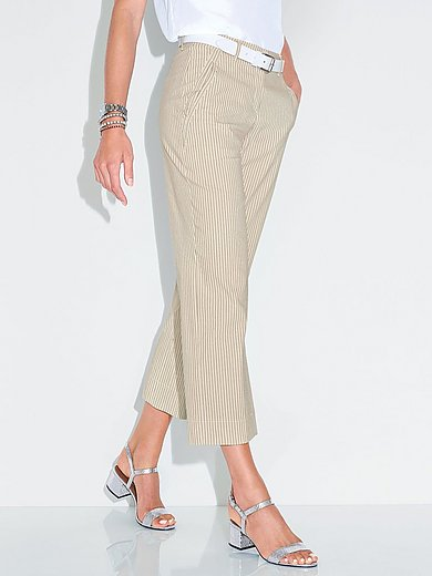 Brax Feel Good - 7/8-length trousers design MAINE S