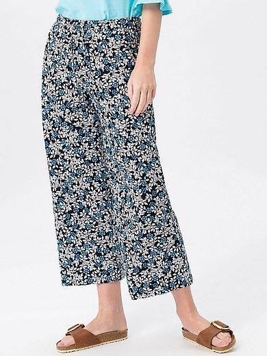Green Cotton - Enkellange broek van 100% katoen in wijd model