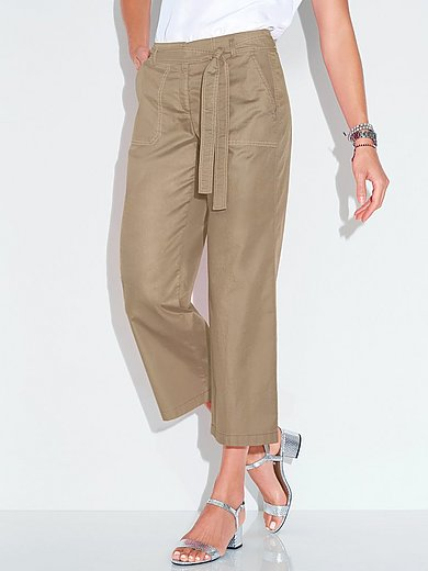 Brax Feel Good - 7/8-length trousers design MAINE S