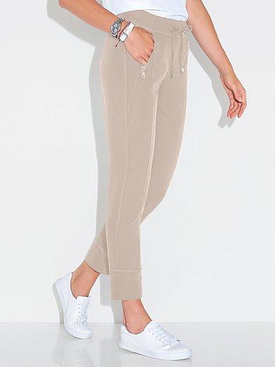 MYBC - Enkellange broek in jogg-pant-stijl pasvorm Sylvia