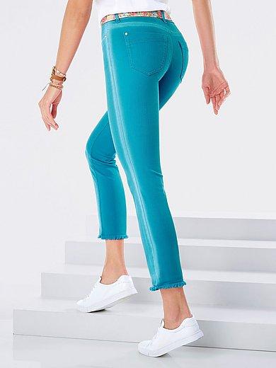 Peter Hahn - Le jean longueur chevilles coupe Barbara