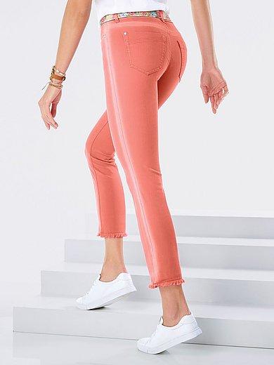 Peter Hahn - Enkellange jeans pasvorm Barbara