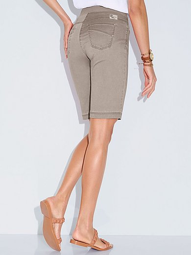 Raphaela by Brax - ProForm Slim pull-on Bermuda shorts