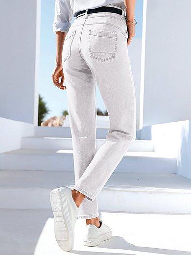 Peter Hahn - Enkellange jeans, pasvorm Barbara