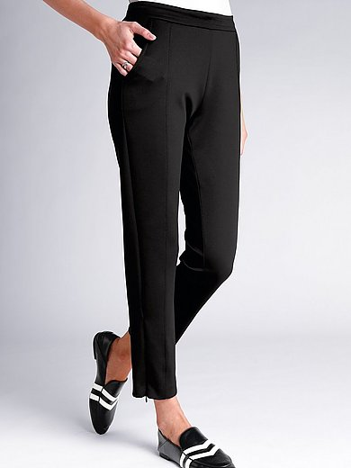 Margittes - 7/8-length jersey trousers