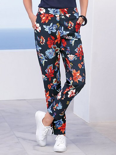 Betty Barclay - Ankle-length jersey trousers