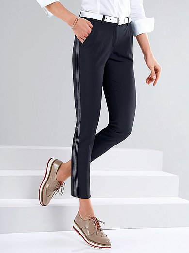 Brax Feel Good - Ankle-length Modern Fit trousers – MARON