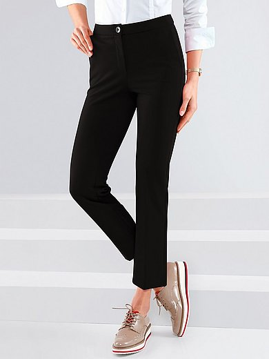 Peter Hahn - Ankle-length trousers – BARBARA