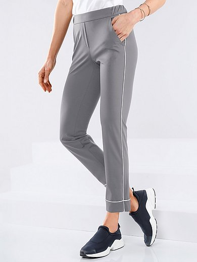DEYK - Le pantalon longueur cheville modèle Dana
