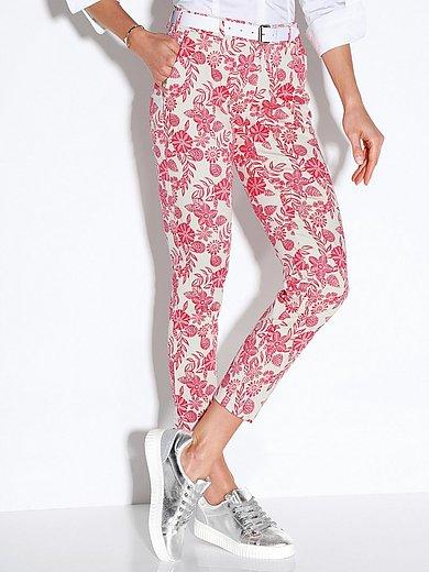 Brax Feel Good - Ankle-length trousers design Maron
