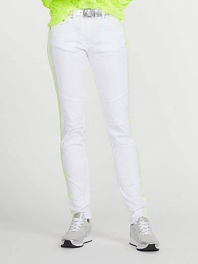 Sportalm Kitzbühel - Jeans mit dekorativen Steppungen