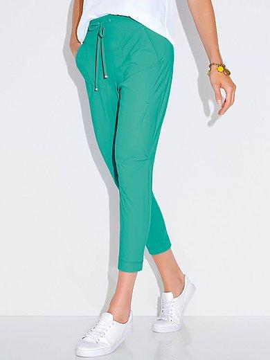 Raffaello Rossi - 7/8-length jogger style trousers design Gira