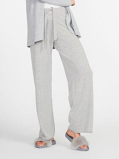 include - Le pantalon en maille 100% cachemire