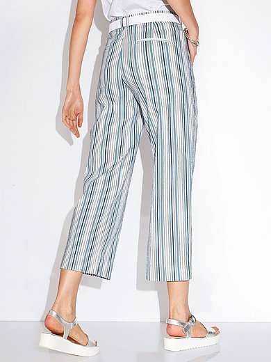Brax Feel Good - Le pantalon 7/8 Modern Fit modèle Maine Sport