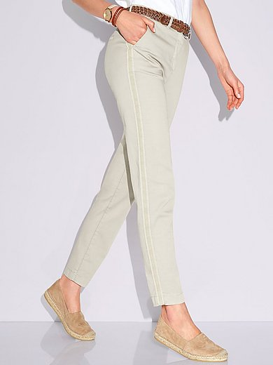 Toni - Le pantalon longueur chevilles coupe Slim Fit – CS