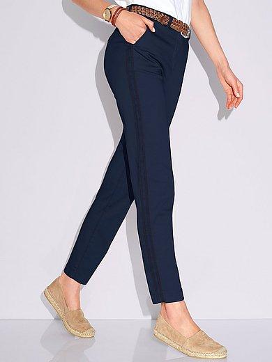 Toni - Le pantalon longueur chevilles coupe Slim Fit – CS