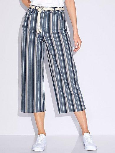 Peter Hahn - 7/8-jeans pasvorm Cornelia in 5-pocketsmodel