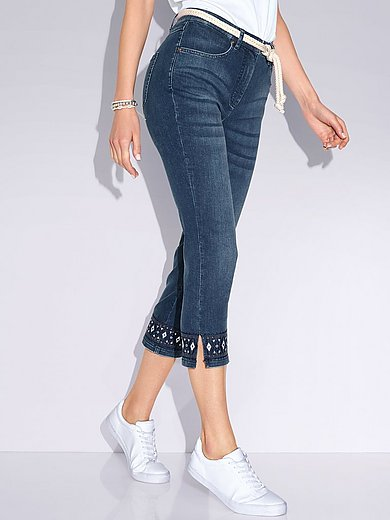 Peter Hahn - 7/8-jeans pasvorm Sylvia in 4-pocketsmodel