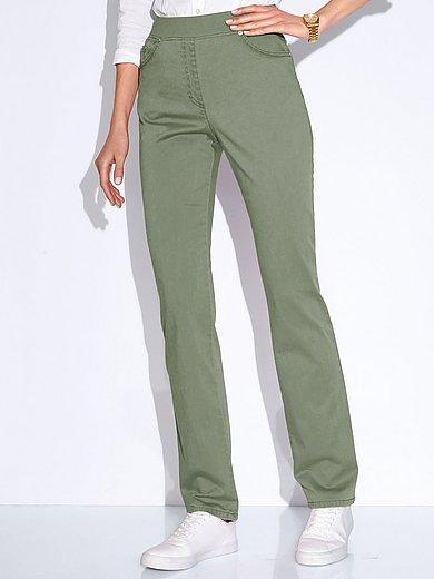 Raphaela by Brax - Vetoketjuttomat Comfort Plus -housut, Carina-malli