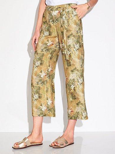 Brax Feel Good - La jupe-culotte modèle Maine S 100% lin