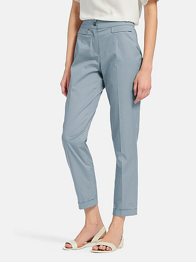 Riani - Ankle-length trousers with turn-ups