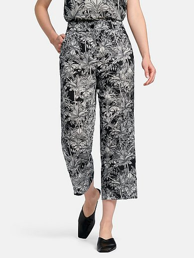 Riani - Culottes in 100% cotton with floral print