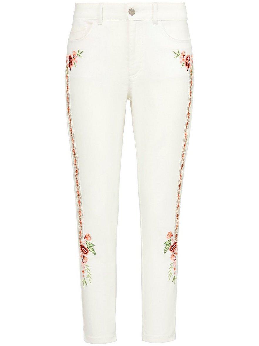 7/8-Jeans Passform Sylvia Peter Hahn denim Größe: 20 | Bekleidung > Jeans > 7/8-Jeans | Peter Hahn
