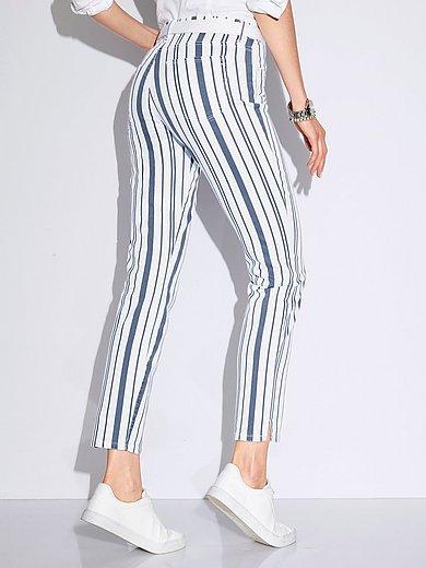 Ankellange skinny jeans model Shakira S