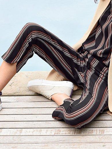 Lanius - Le pantalon à ceinture élastiquée