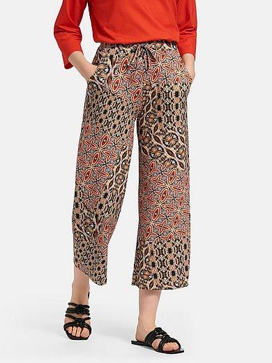 Green Cotton - Le pantalon longueur chevilles 100% coton