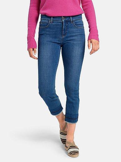 Peter Hahn - 7/8-jeans model Sylvia in five-pocketsmodel