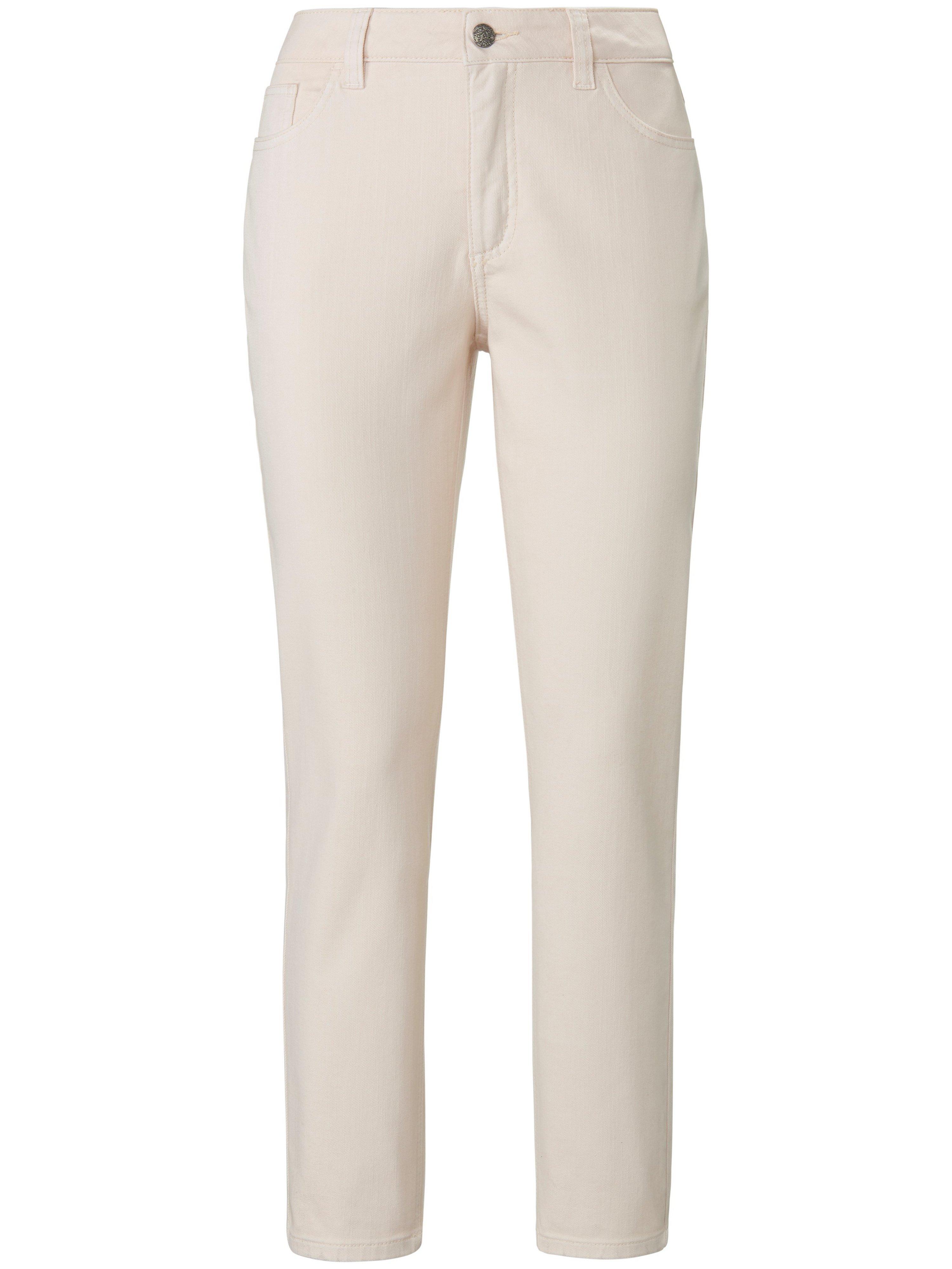 Jeans smalle pijpen Van MYBC beige