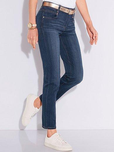 LIVERPOOL - Le jean taille élastiquée modèle Gia Glider Slim