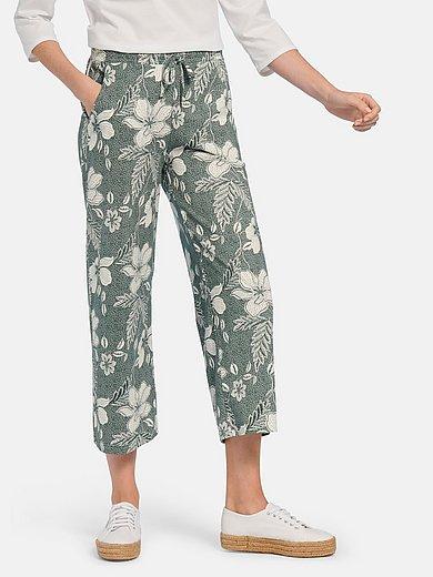 Green Cotton - Le pantalon longueur chevilles