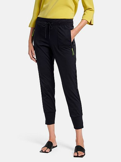 twenty six peers - Jogger style trousers in pull-on style