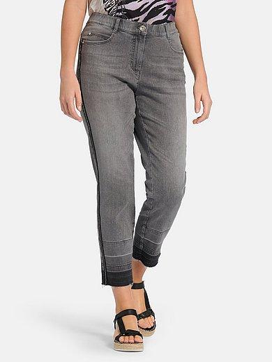 Samoon - 7/8-jeans model Betty met normale taillehoogte