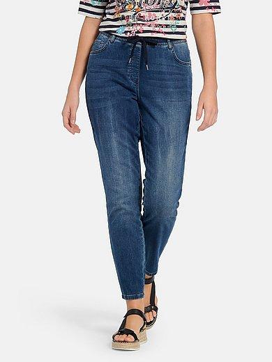 Via Appia Due - Jersey-Jeans zum Schlupfen