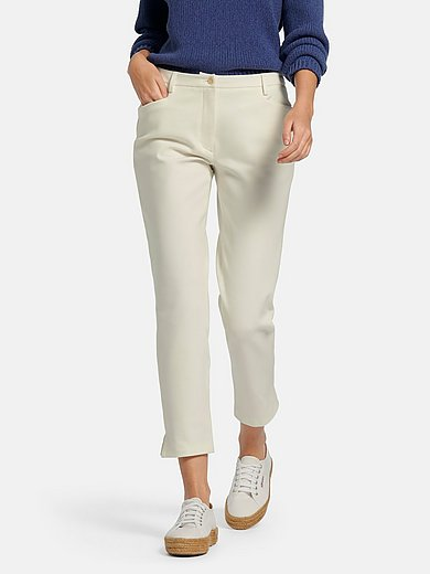 tRUE STANDARD - Ankle-length jersey trousers