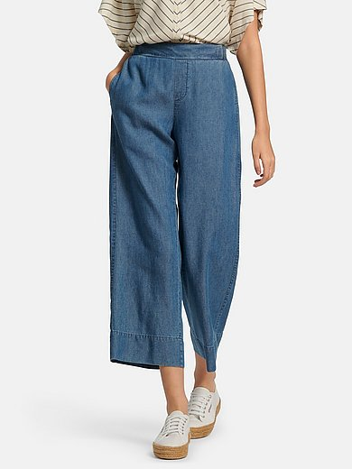 Lanius - 7/8-broek met elastiek achter