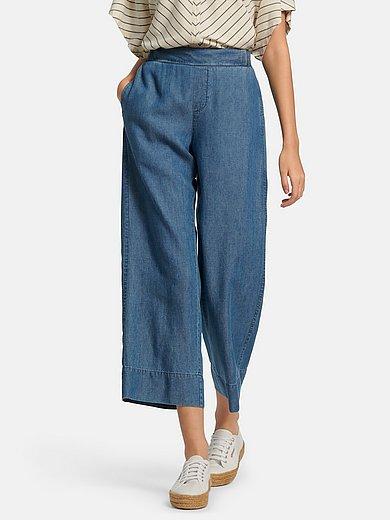 Lanius - Le pantalon 7/8 avec jambes amples