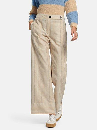 Lanius - Le pantalon jambes larges