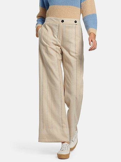 Lanius - Summer trousers in Marlene style