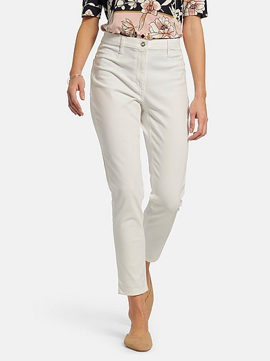 Betty Barclay - Ankle-length jeans in 5-pocket style
