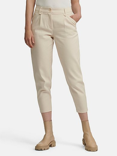 Riani - 7/8-length trousers with tapered leg