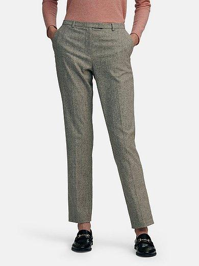 Fadenmeister Berlin - Le pantalon longueur chevilles à poches ouvertes